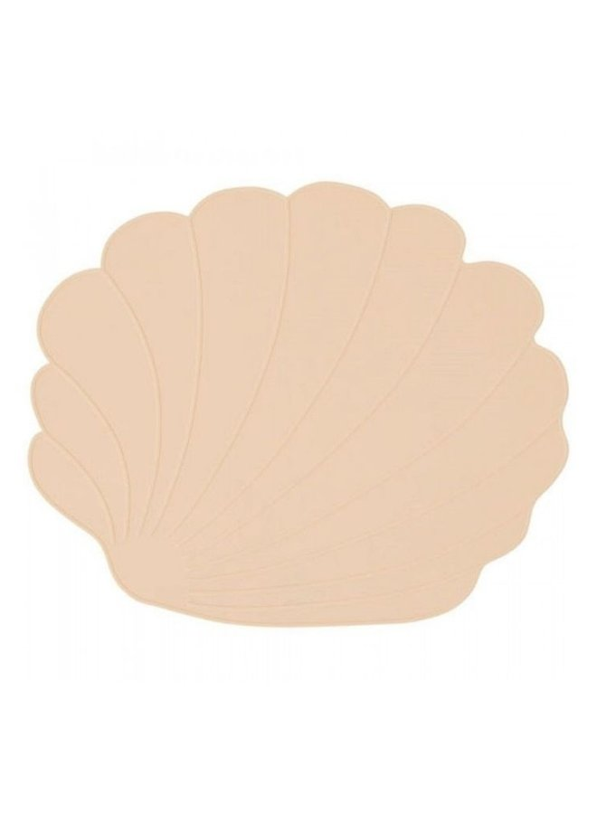 OYOY placemat seashell vanilla