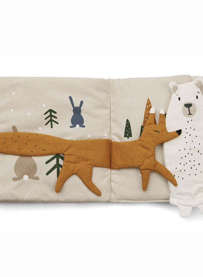 Liewood Benny fabric book