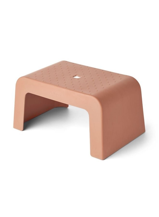 Liewood Ulla step stool Terracotta