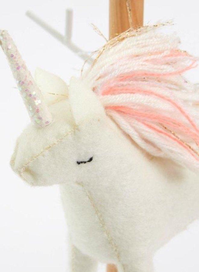 Meri Meri unicorn boom decoratie