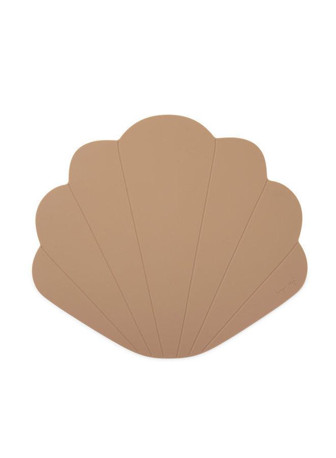 Konges Slojd placemat clam blush