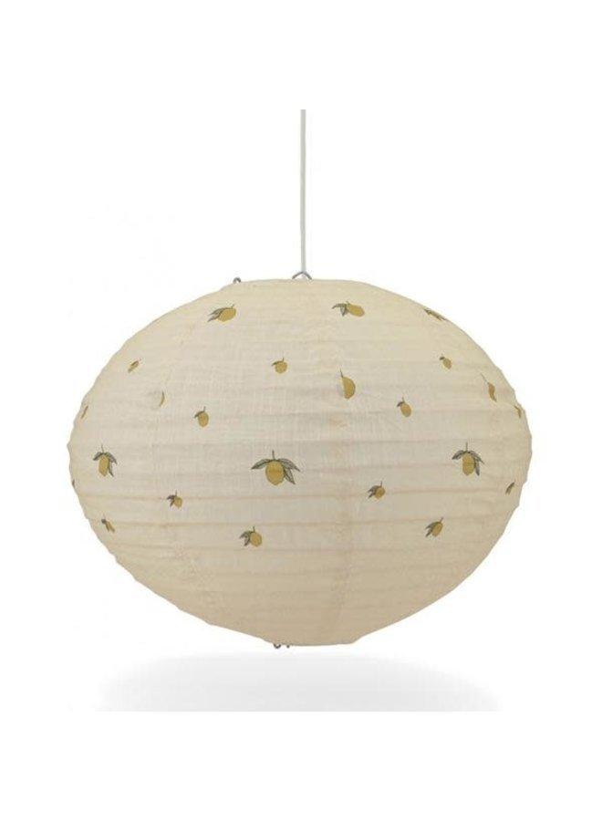 Konges Slojd small Pendant Lamp lemon