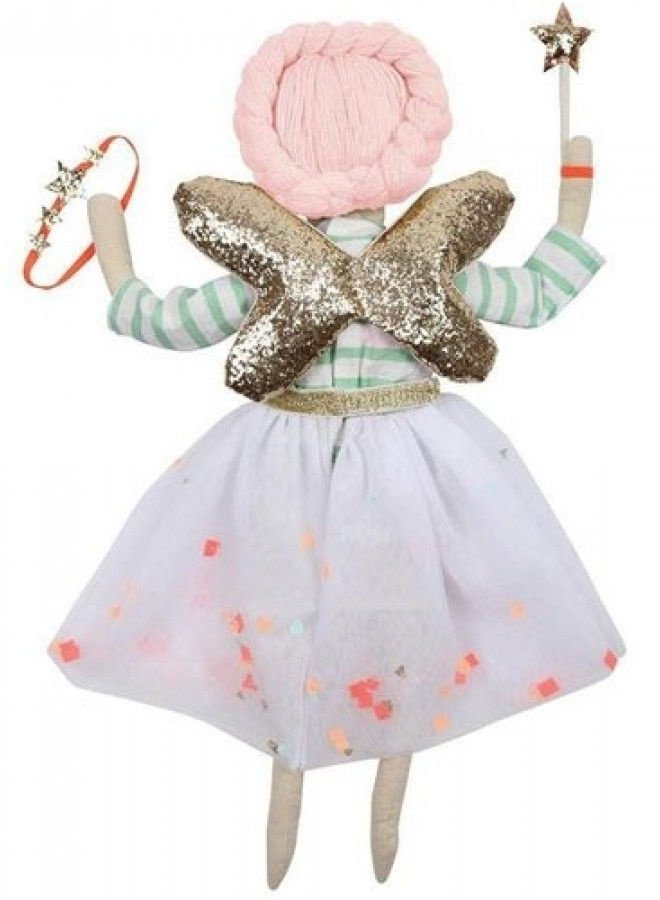 Meri Meri fairy dolly dress up