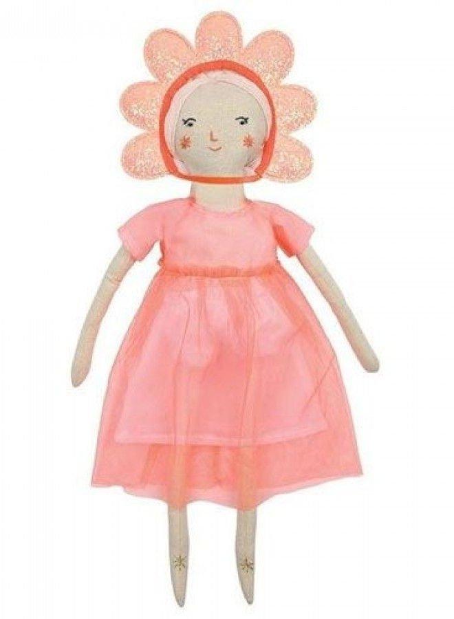 Meri Meri flower dolly dress up