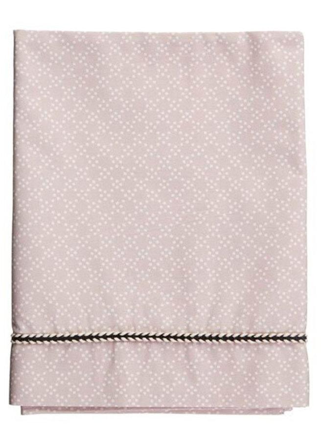 Mies & Co wieglakentje Pretty Pink
