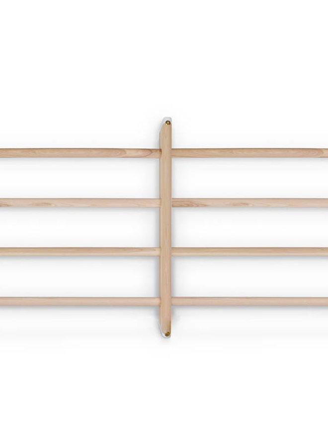 Kaos endelos horizontal setup dubbel