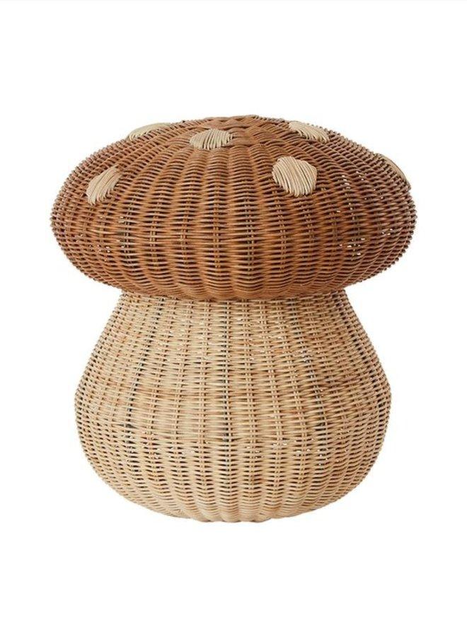 OYOY mushroom basket