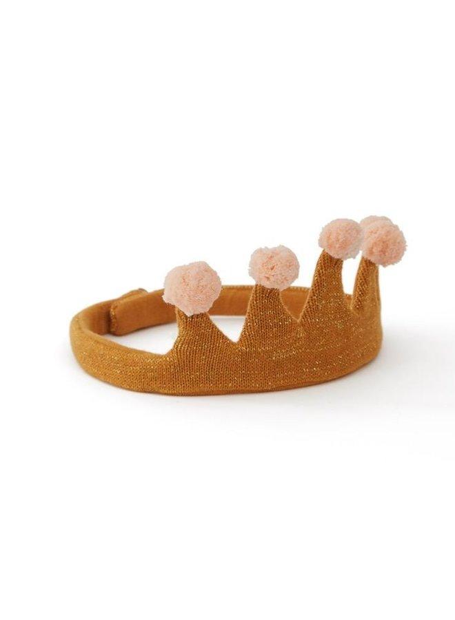 OYOY costume kings crown - tourmaline