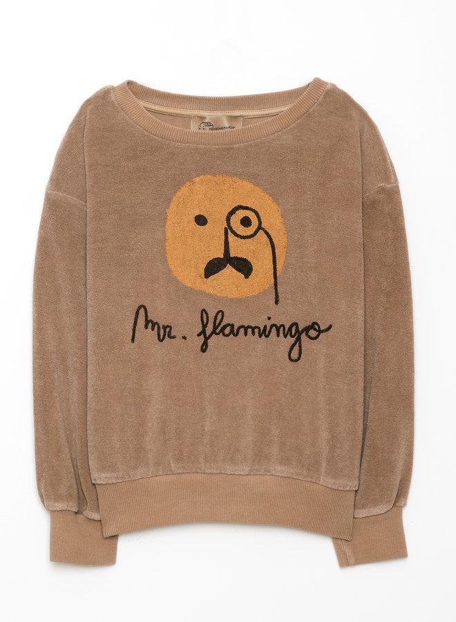 Weekend House Kids Flamingo sweatshirt
