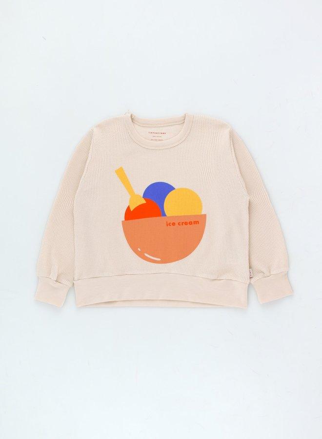 Tinycottons ice cream sweatshirt