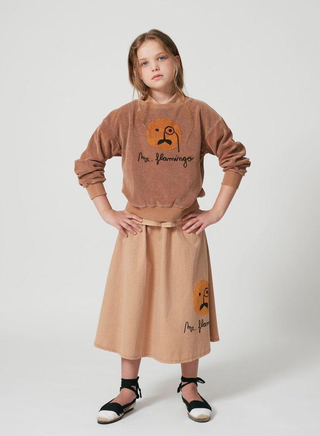 Weekend House Kids Flamingo skirt