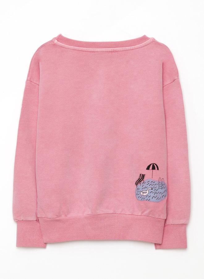 Weekend House Kids pool sweatshirt