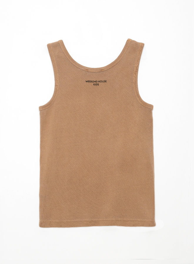 Weekend House Kids tree tank top