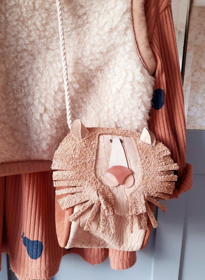 Atelier Ovive Lion bag nude/rust