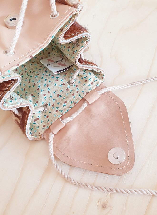 Atelier Ovive Deer bag french rose