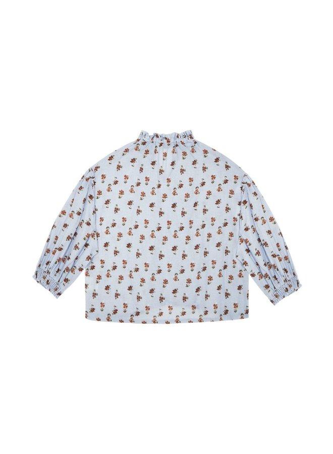 The New Society Olivia blouse daisy flower