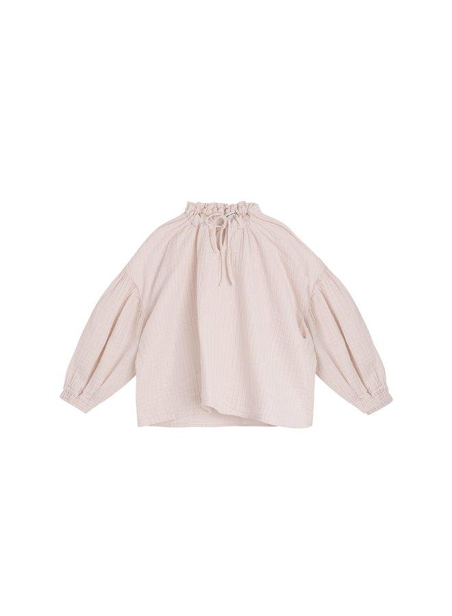 The New Society Olivia blouse blush