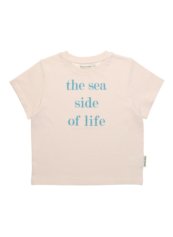 The New Society Sea tee