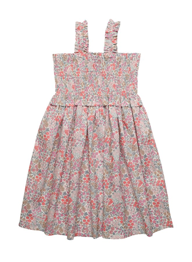 The New Society Leopolda Liberty dress
