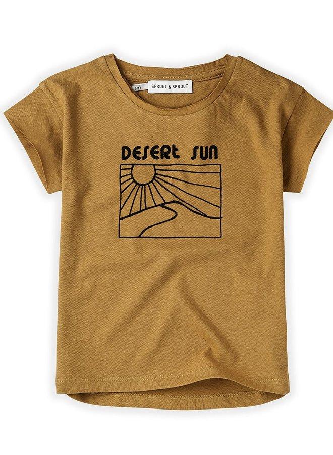 Sproet & Sprout T-shirt Desert Sun