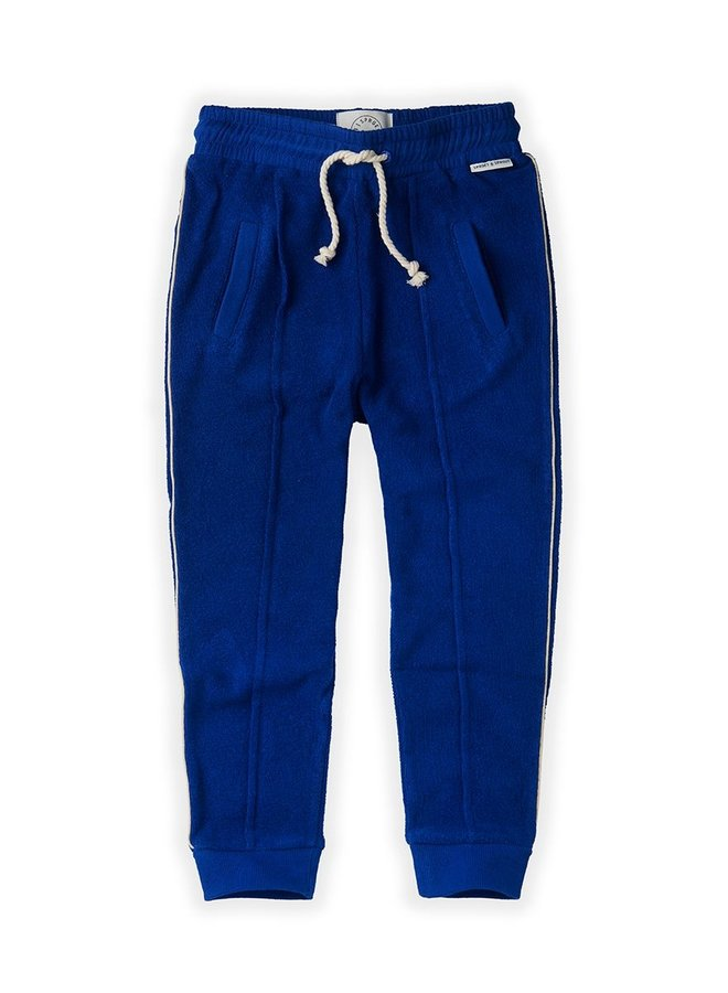 Sproet & Sprout Track Pants (Kobalt Blue)