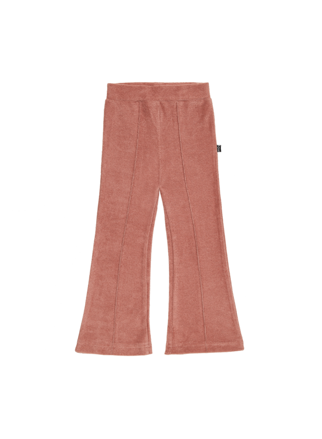 House of Jamie - Flared Pants Baked Clay