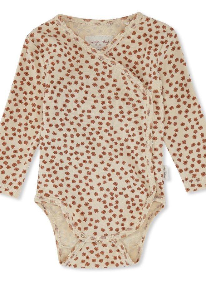Konges Slojd newborn body buttercup rosa
