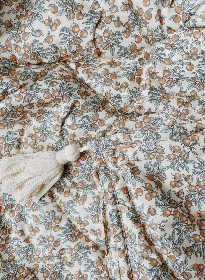 Konges Slojd babyquilt cotton orangery beige