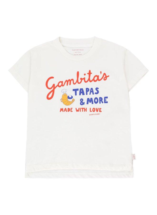 Tinycottons Gambita graphic tee
