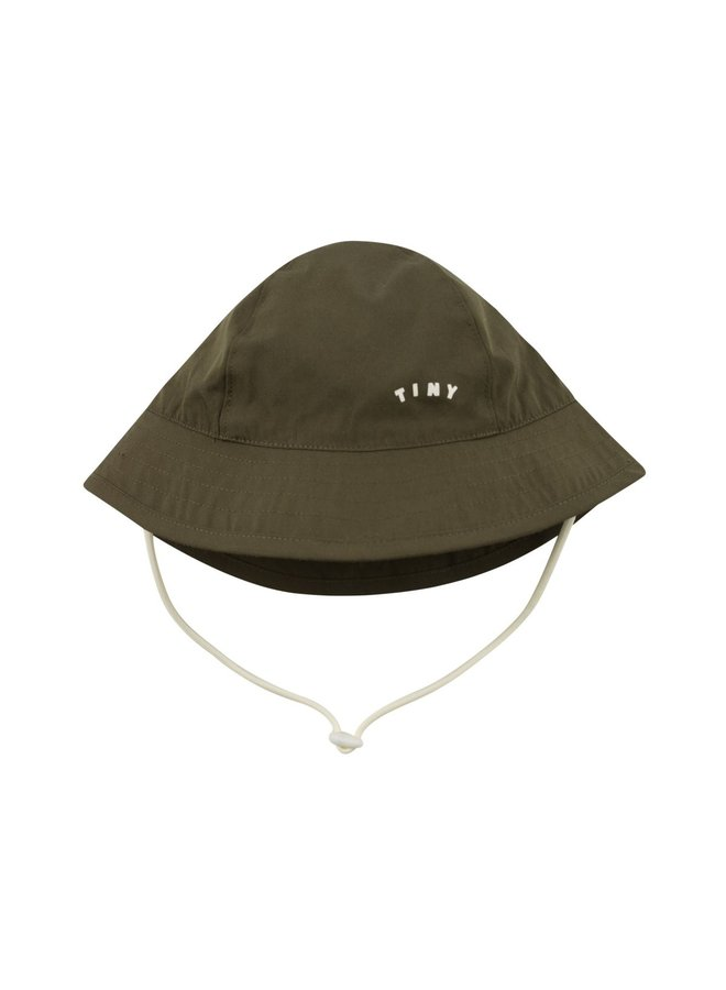 Tinycottons solid bucket hat