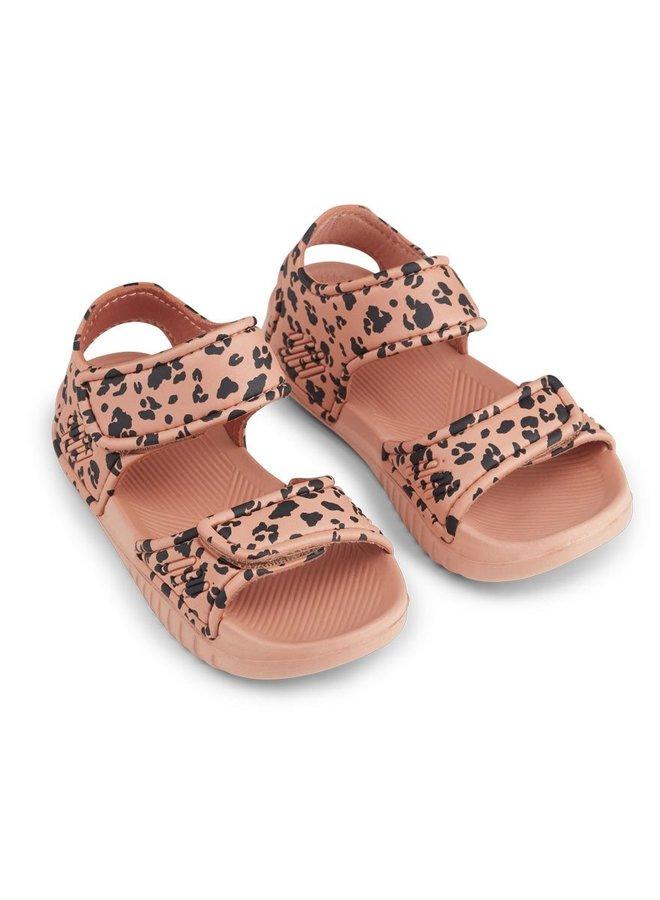 Liewood - Blumer Sandals Mini Leo Tuscany Rose