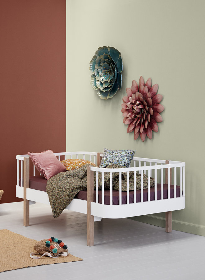 Oliver Furniture Wood original junior daybed white/oak