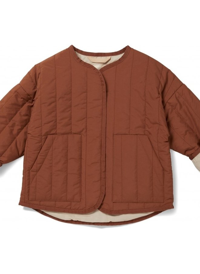Konges Slojd - Storm Jacket Peacon Brown