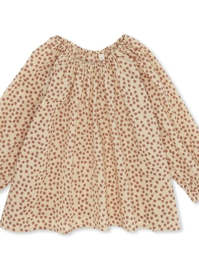 Konges Slojd - Pilou blouse buttercup rosa