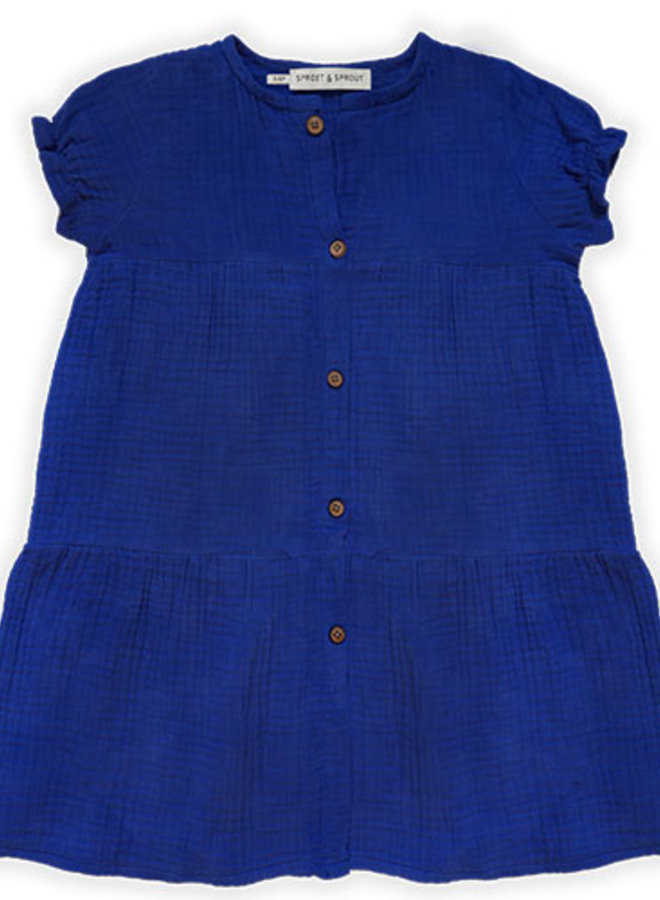 Sproet & Sprout Dress Blue