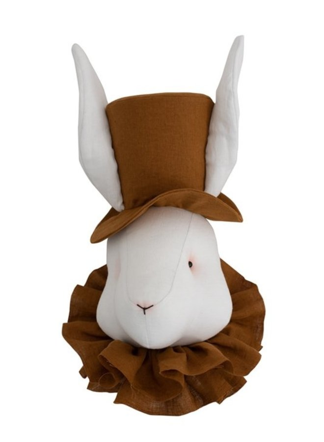 Love Me Decoration - Rabbit Mustard Hat