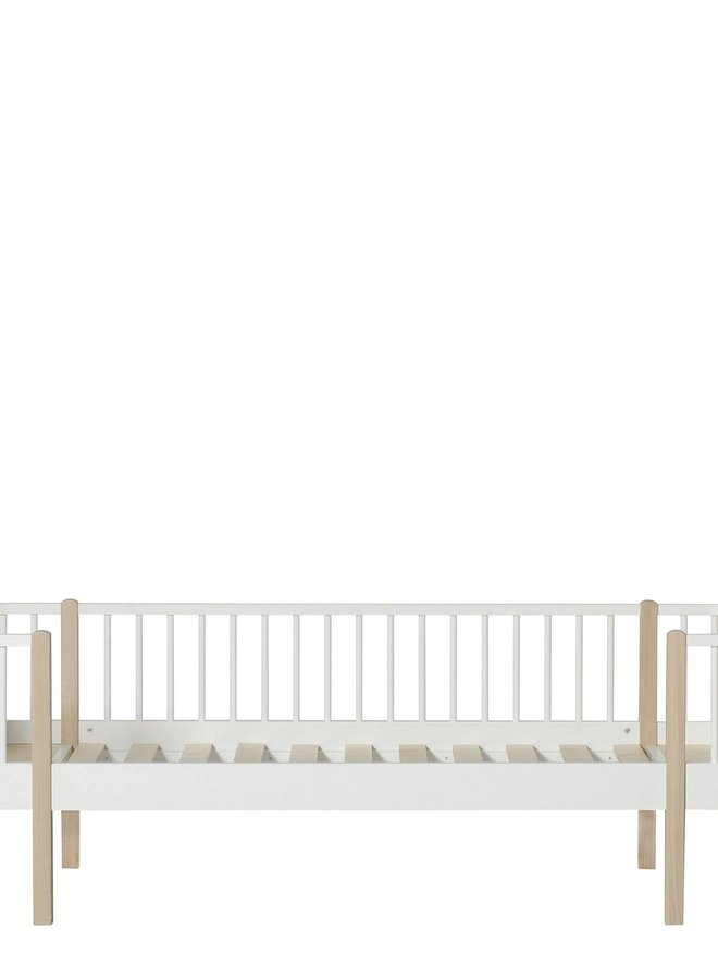 Oliver Furniture Wood original daybed white/oak