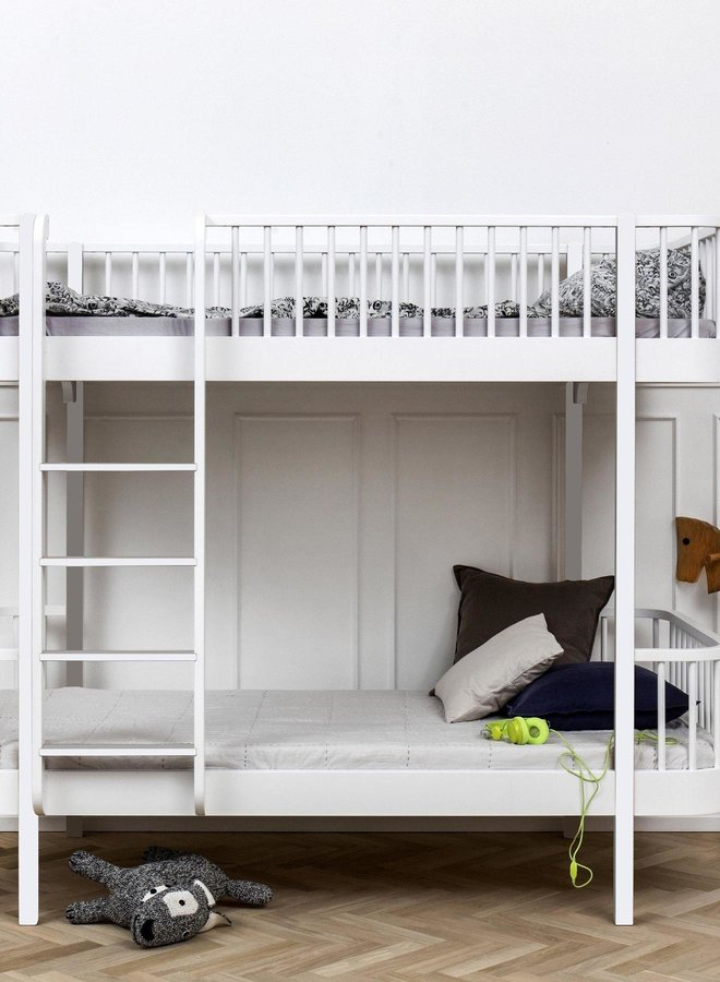 Oliver Furniture Wood original bunk bed white