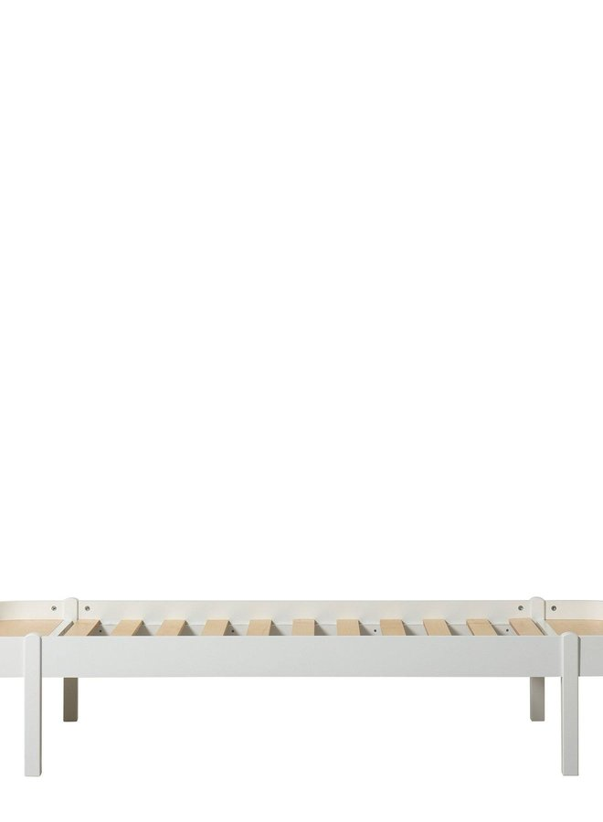 Oliver Furniture Wood lounger 90 white