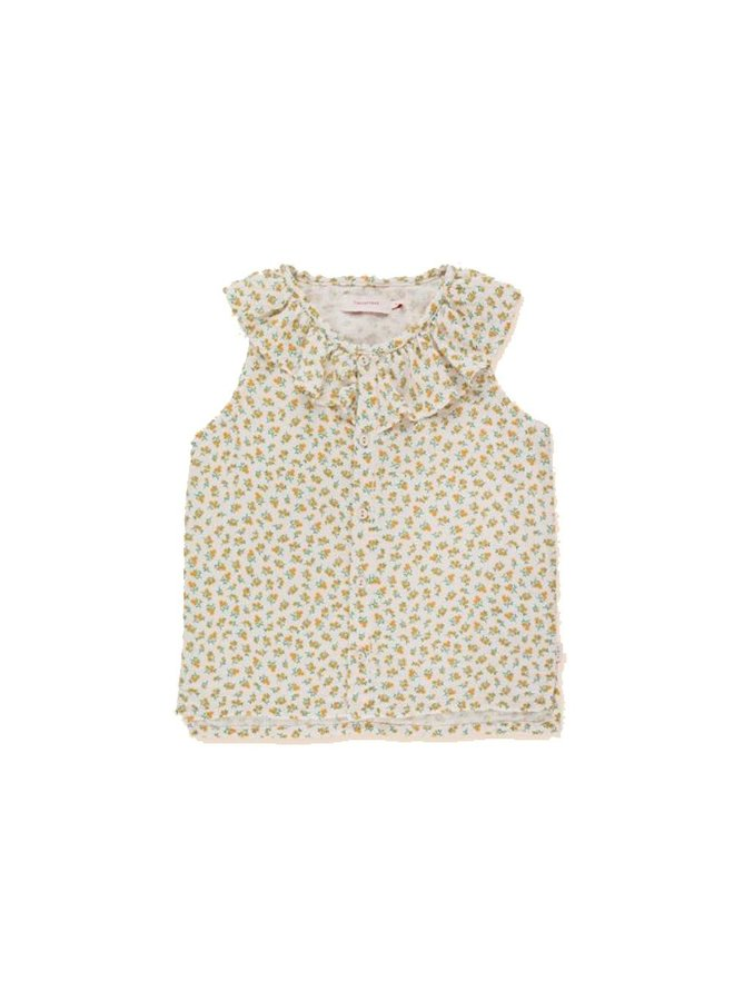 Tinycottons small flowers blouse