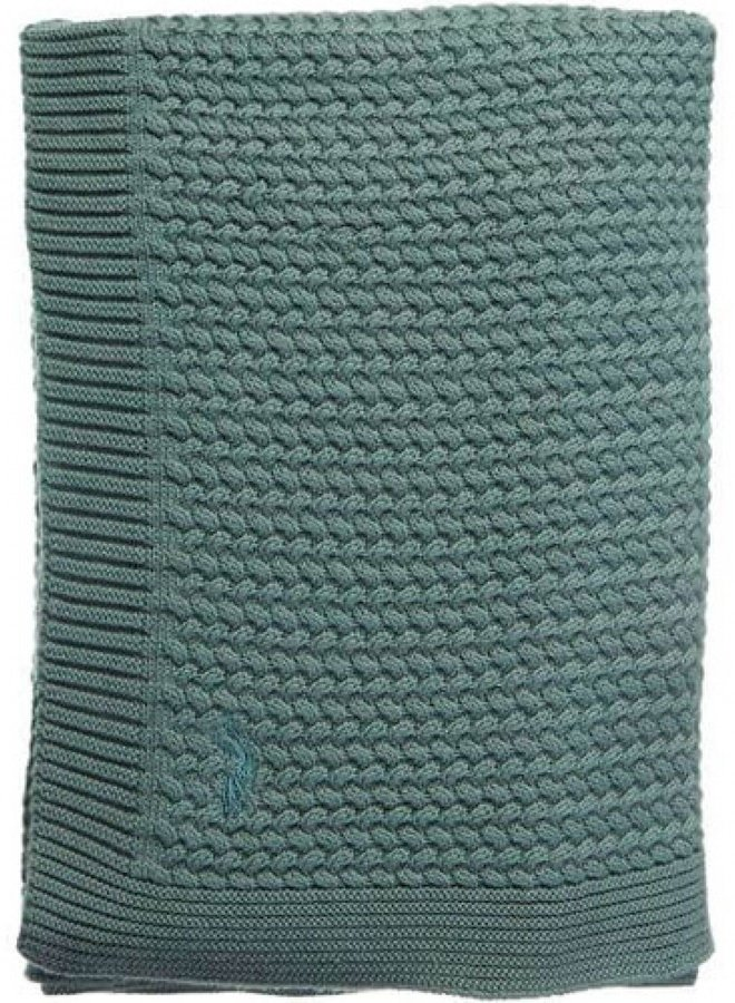 Mies & Co - soft knitted deep forest (wieg)