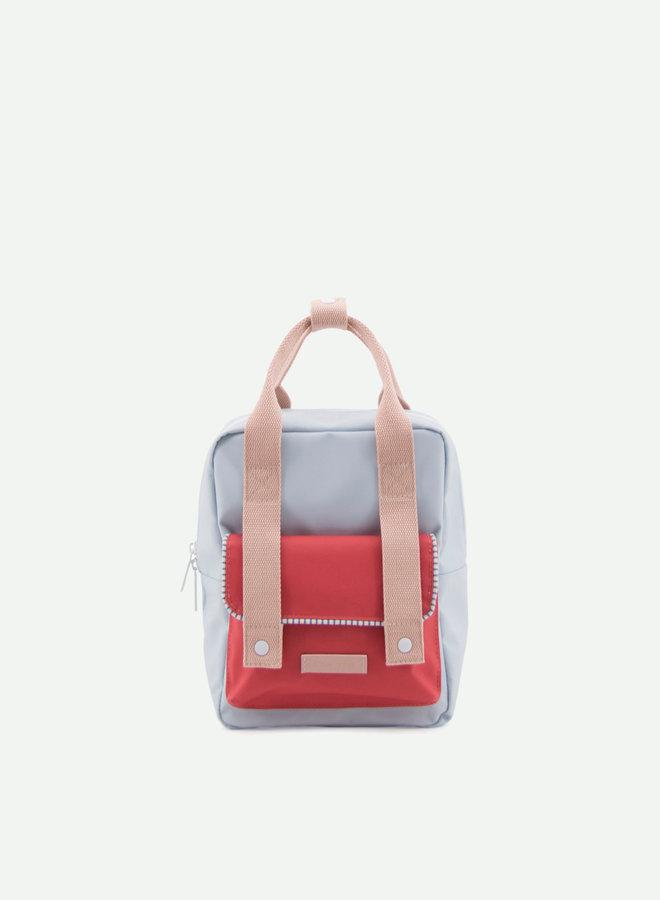 Sticky Lemon Small Backpack Envelope Deluxe Agatha Blue