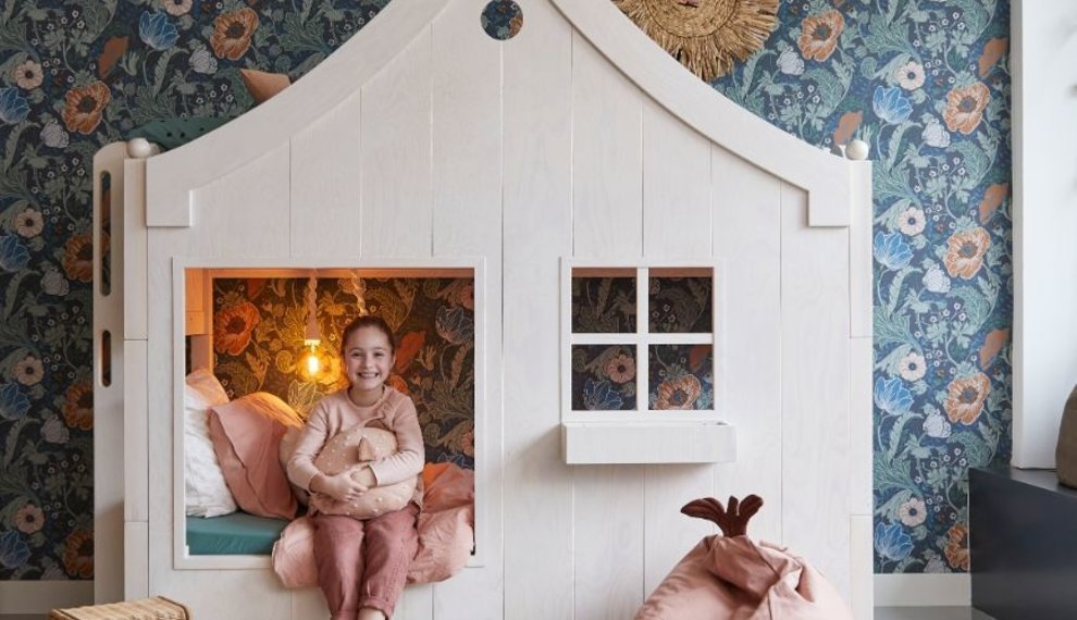 Kinderkamer Amsterdam