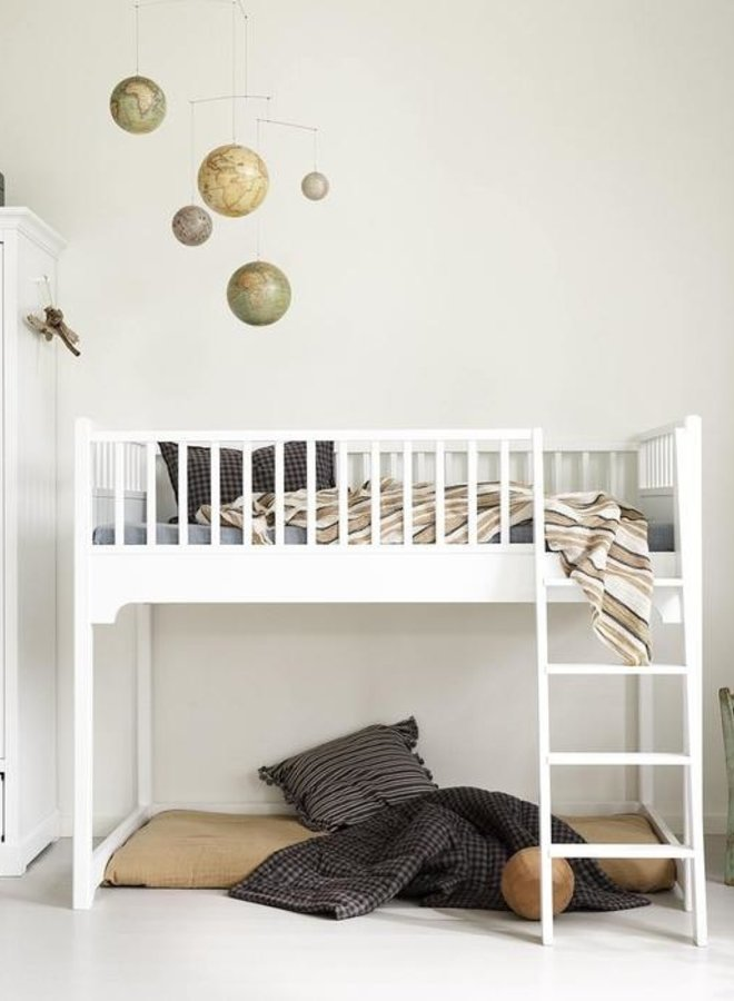 Oliver Furniture Seaside Classic junior Low Loft bed