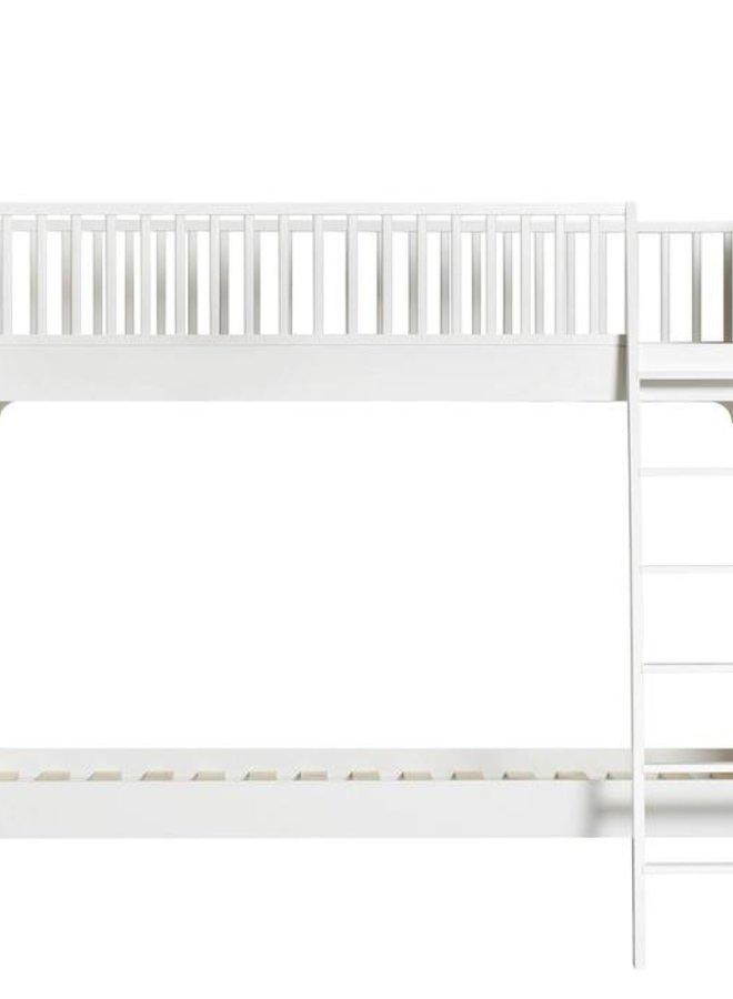 Oliver Furniture Seaside Classic Bunk Bed schuine trap