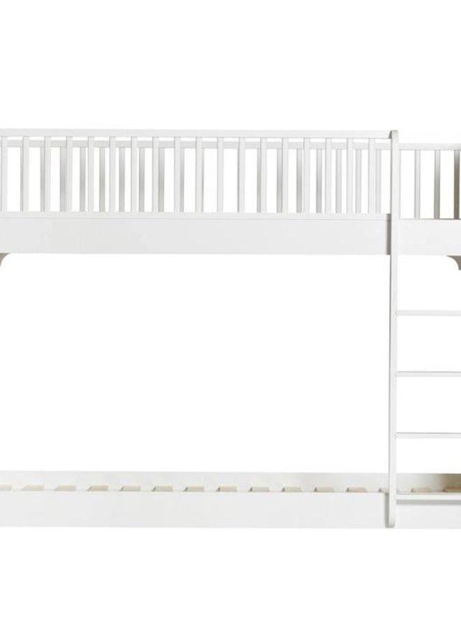 Oliver Furniture Seaside Classic Bunk Bed rechte trap