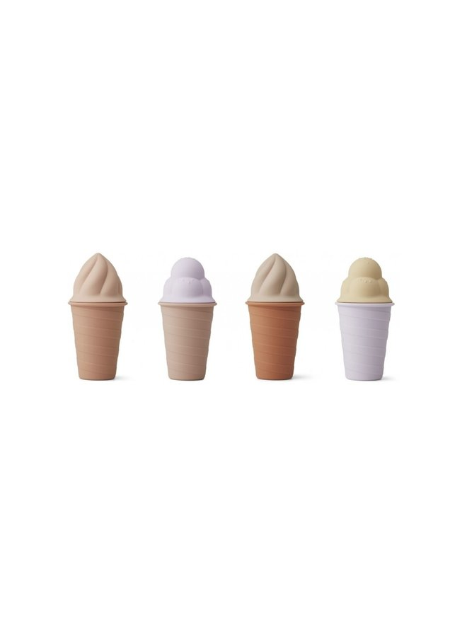 Liewood - Bay ice cream toy Rose multi mix