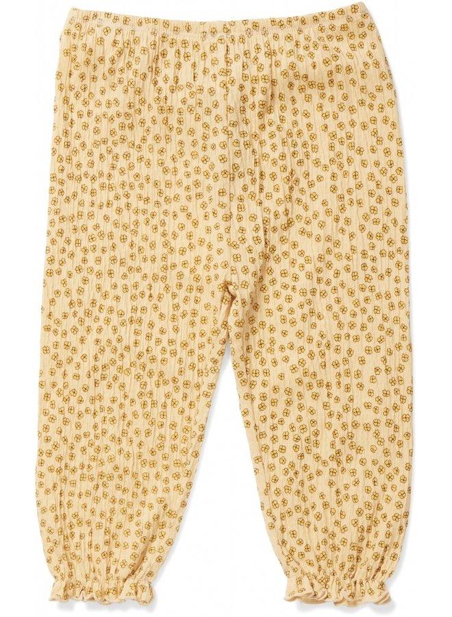 Konges Slojd - chleo pants buttercup yellow