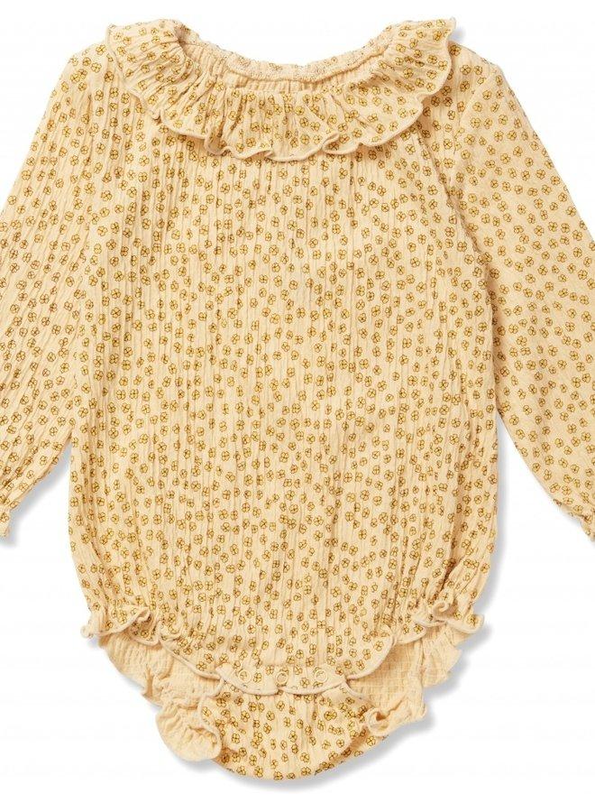 Konges Slojd - Chleo body buttercup yellow