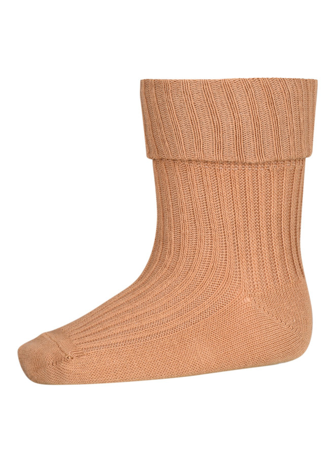 MP Denmark  cotton rib baby socks 4155